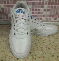 Men's sneakers.