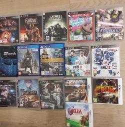 Диски Sony Playstation