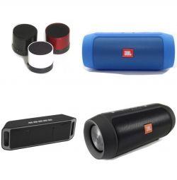 YENİ Bluetooth Hoparlörler