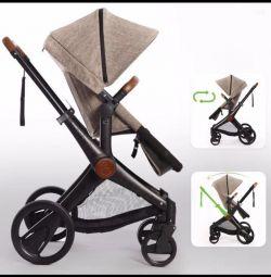 Stroller Babysing x-go
