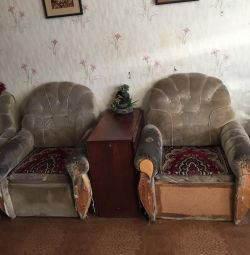 2 scaune