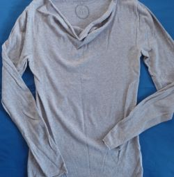 Pullover cotton / wool, France, p-44