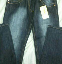 Новые джинсы Versace