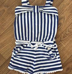 Φόρμες φόρεμα καλοκαίρι για το κορίτσι