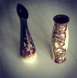 Vases ceramics new