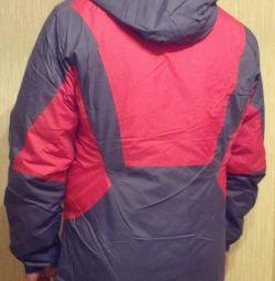 Новая демисезонная куртка Adidas