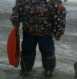 Kış takım elbise