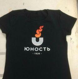 Tişört Gençlik