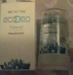 Deodorant pe bază de alum.