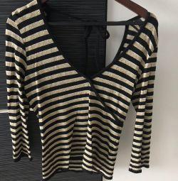 Pulover tricotat Italia dimensiunea 44-48