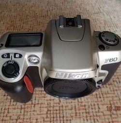 Camera Nikon F60 (Film)