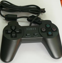 Joystick playstation un negru nou