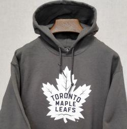 NHL Toronto Maple Leafs Μπλούζα με κουκούλα