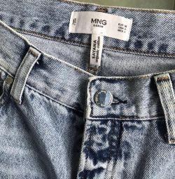 Blugi, fustă, pantaloni scurți MANGO