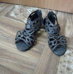 Ayak bileği botları yaz