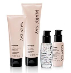 Time wise mary kay wrinkle face cream new