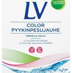 LV Стиральный порошок Color 1,6 кг