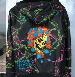 Jacket the husband. Ed Hardy L rr