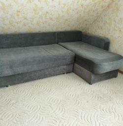 Καναπές με οθωμανικά