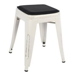 SHAMPO MELITA WHITE PATCH AND SEAT HM8064.05