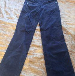Брюки, вельветовые брюки Promod
