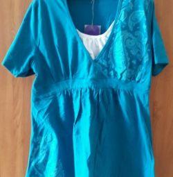 Tricou pentru femei gravide cu dimensiunea 52-54