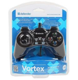 Gamepad wired Defender Vortex USB, 13 buttons