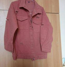 Jachetă nouă pentru denim