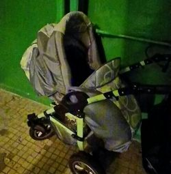 Stroller 2 in 1 and a gift
