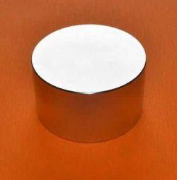 Neodim mıknatıs 70x40 mm. N42 Markası.