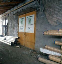 Оренда, склад, 100 м²