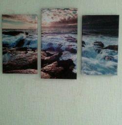 Resim modüler deniz