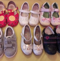 Shoes 5pairs price for all.