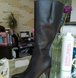 Boots fall leather 37r