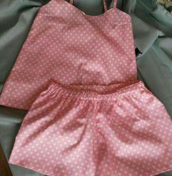 Πιτζάμες από βαμβάκι