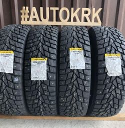 Winter tires R17 275 65 Dunlop