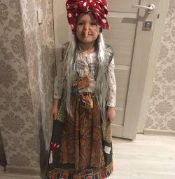 Costumul Yaga Baba
