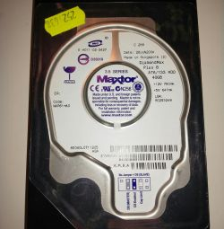 HDD Maxtor 40 gb