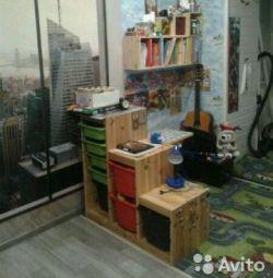Квартира, 1 кімната, 32 м²