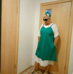 Платье-сарафан для шикарных женщин