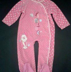 Fleece man pajamas