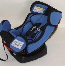 Car seat 0-25 STIONI blue