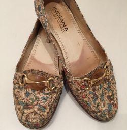 Δερμάτινα παπούτσια, μοκασίνες. Βραζιλία