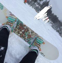 Прокат сноуборда