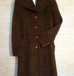 Пальто Byblos з кашеміру. Нове. Оригінал.