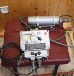 Radiation dosimeter DP-3B