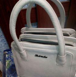 Νέα τσάντα, οικολογικό δέρμα