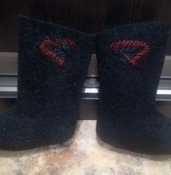 Boots 17 cm