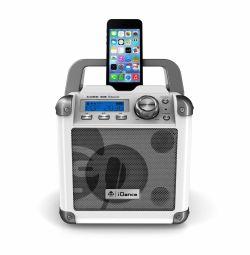 iDance BC-1 φορητό ηχείο φορητό cube USB / Bluet