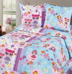 Yatak Örtüleri Bebekler Lol